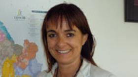 Sandrine Martin-Grand, nouvelle présidente de l'Opac38
