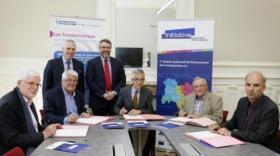 Michelin Initiative et  Initiative Auvergne-Rhône-Alpes
