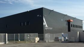 Le site logistique d'Amplitude Surgical à Valence.