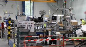 Automatisation et robotisation de la fabrication des vannes Socla