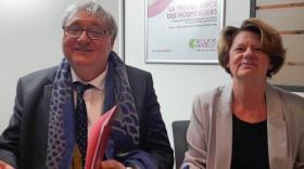 Pascal Beaubat et Marie-Jo Terol, brefeco.com