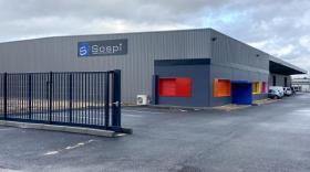 Le nouveau bâtiment de Sospi sur le parc Actival, brefeco.com