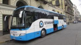 Starshipper ouvre une ligne Lyon-Briançon