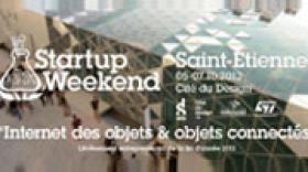 Premier Start-up Week-end à Saint-Etienne les 5, 6 et 7 octobre