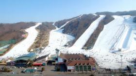 station de ski coréenne, brefeco.com