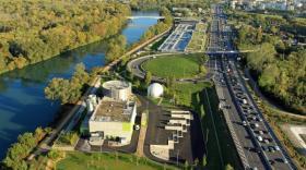 Suez via Sequaly exploitera Aqualyon, la station de traitement des eaux usées de la Feyssine.