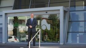 Franck Rettmeyer, Pdg d'Allimand.