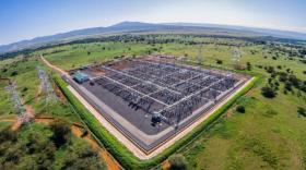 La division Energy Management de Siemens France a mis  en service en juillet dernier la plus importante sous-station 220 kV du Kenya.