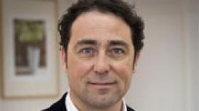Sylvain Raux, nouveau président d'Allizé Plasturgie