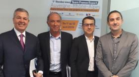 Cap sur l'export avec les CCI de la région Auvergne-Rhône-Alpes