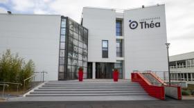 La BEI soutient la recherche des laboratoires Théa