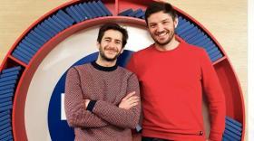 Guillaume Guibault (Le Slip français) et Thomas Huriez (1083) - bref eco