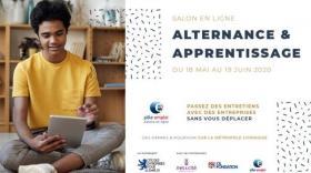La CEPE et Pôle Emploi organisent un premier salon en ligne tourner autour de l'alternance et de l'apprentissage dans la métropole lyonnaise.