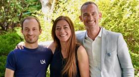 Aurélien Cadiou, Bernie Romano et Luc Romano, brefeco.com