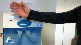 B2i innove avec un distributeur automatique de masques