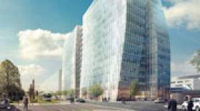 GFC Construction et Cirmad vont s'installer dans la tour Sky 56