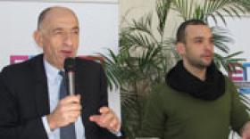 Transdev présente son incubateur Lemon à Grenoble