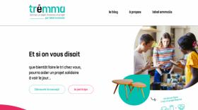Trëmma soutient la Ressourcerie du Pays d'Issoire