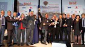 Découvrez les cinq lauréats des Trophées Bref Rhône-Alpes de l'Innovation d'Annecy