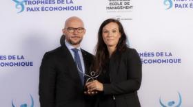 GSF Propreté Trophée de la paix économique - bref eco