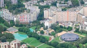 La Villeuneuve à Grenoble.