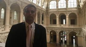 Benoit Fabre, président du Medef Loire,