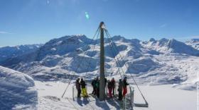 La station de Val Cenis - bref eco