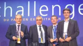 Velan reçoit le premier prix du challenge Qualité 2016