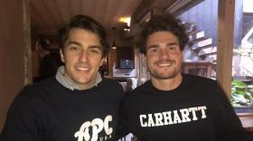 Charles Tissier et Louis Chaumeil, brefeco.com