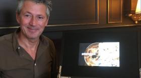 Vincent Maillard présente son coffret Obérion
