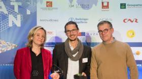 Saga #12 Trophées de l'innovation Bref Eco: InnovPulse, lauréat Jeune pousse