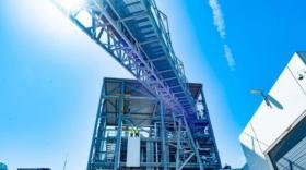 La plateforme Gaya d'Engie produit du gaz renouvelable à partir de déchets solides non recyclables