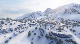 Future station de Chimgan, brefeco.com