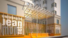 Le nouveau campus prendra place dans un bâtiment entièrement réhabilité