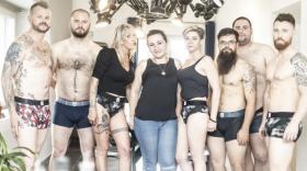 Les sous-vêtements écologiques de Mister Greenzzly