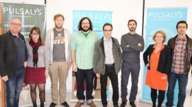 Les équipes de Pulsalys, d'Arskan et du Liris  brefeco.com