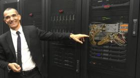 Sacha Rosenthal, Pdg-fondateur de Xefi - bref eco