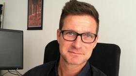 Le fondateur et dirigeant d'Access Drones, Yann Gourhant - brefeco.com