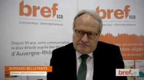 """Vidéo: Bernard Belletante (emlyon): """"Aujourd'hui, le diplôme devient accessoire"""""""
