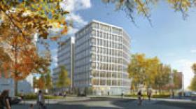 Le cabinet Gautier+Conquet retenu pour l'immeuble Ivoire dans le 7e arrondissement de Lyon