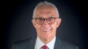 Daniel Faurite - président de la Communauté d'agglomération Villefranche Beaujolais Saône