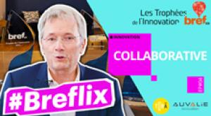 Trophées Bref Eco de l'Innovation 2020 EP#04 - Innovation Collaborative