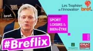 Trophées Bref Eco de l'Innovation 2020 EP#05 - Innovation Sport, Loisirs & Bien-être