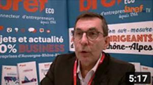 Interview de Olivier Constant - Afnor pour Entreprise du Futur