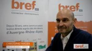 Interview de Christophe Fargier, cofondateur du Ninkasi