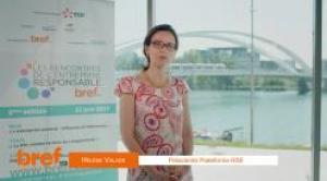 RSE 2017 - Interview d'Hélène Valade