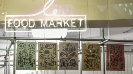 food market part-dieu - bref eco
