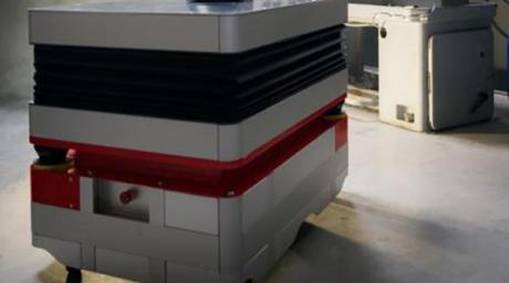 Hellomoov robot de désinfection - bref eco