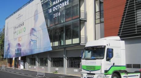 Le CFA Automobile Technopolys a été inauguré à La Motte-Servolex.