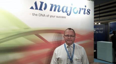 Michel Girard, directeur commercial d'Ad Majoris